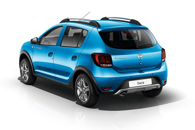 dacia sandero stepway dacia wien. Black Bedroom Furniture Sets. Home Design Ideas