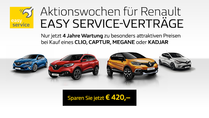 Renault EASY SERVICE